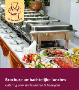 BROCHURE LUNCHES DE MOBIELE KOK